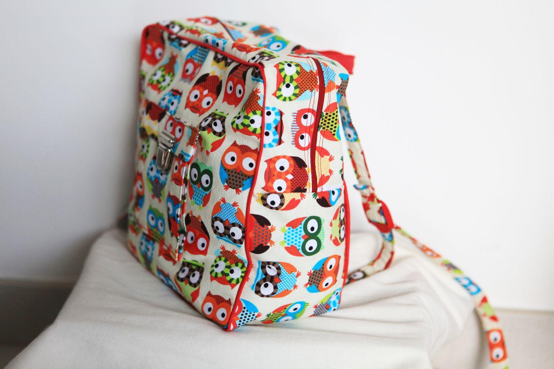 le sac de l 39 cole maternelle pour lilo le blog de fifi et doudou. Black Bedroom Furniture Sets. Home Design Ideas