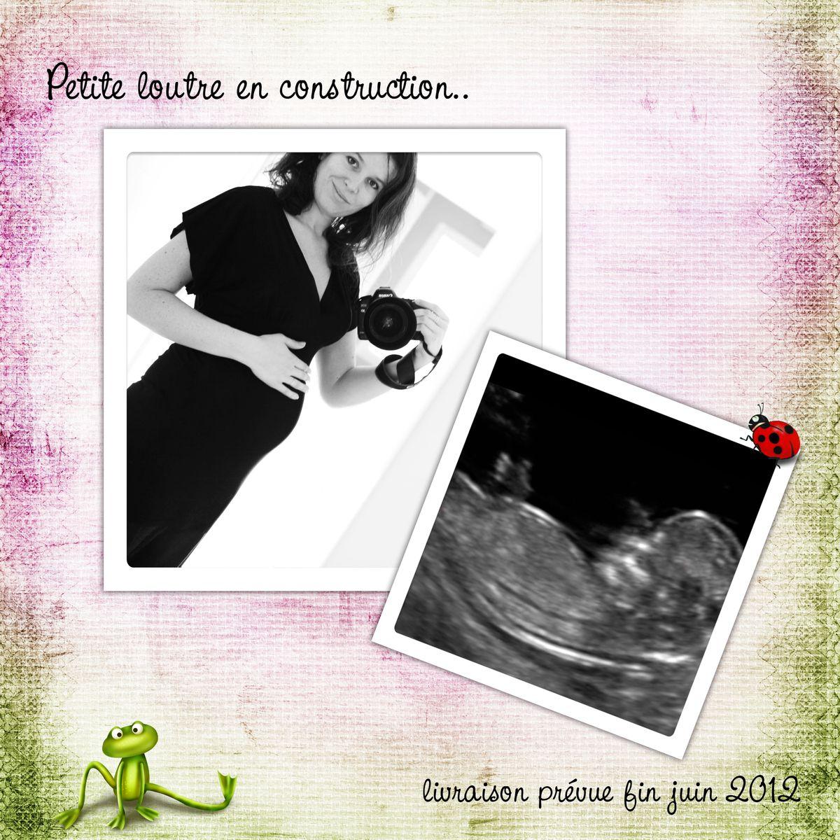 Super 4ème mois de grossesse - Le blog de Fifi et Doudou QK01